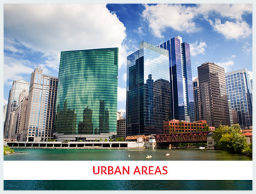 Urban Areas